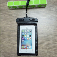 Cheap high quality universal waterproof cell phone case dry bag