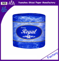 Custom Embossed toilet tissue for western africa market