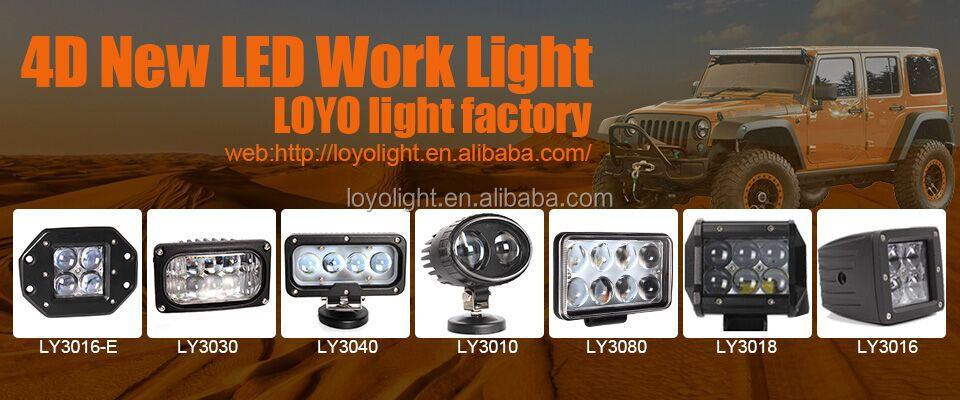 "Hot sale 9"" round led work light 4x4 off road truck jeep offroad 9 inch led driving lights"