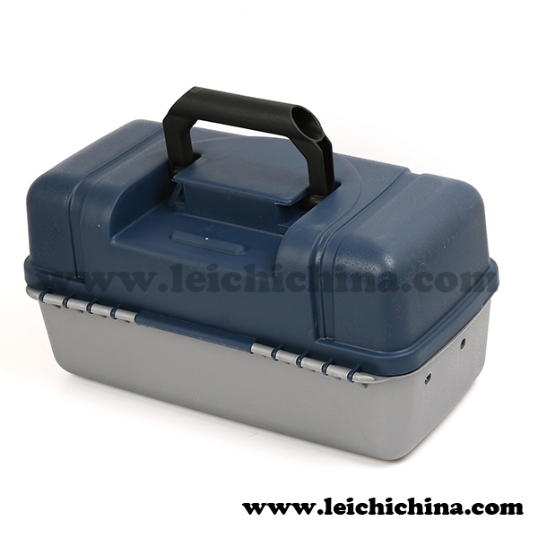 Top quality plastic large waterproof fishing tackle box for Large tackle boxes for fishing
