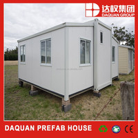 Comfortable Family Living High Quality Prefab Container House for sale