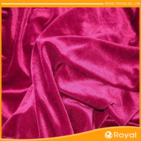 Upholstery 100 polyester velour towel fabric