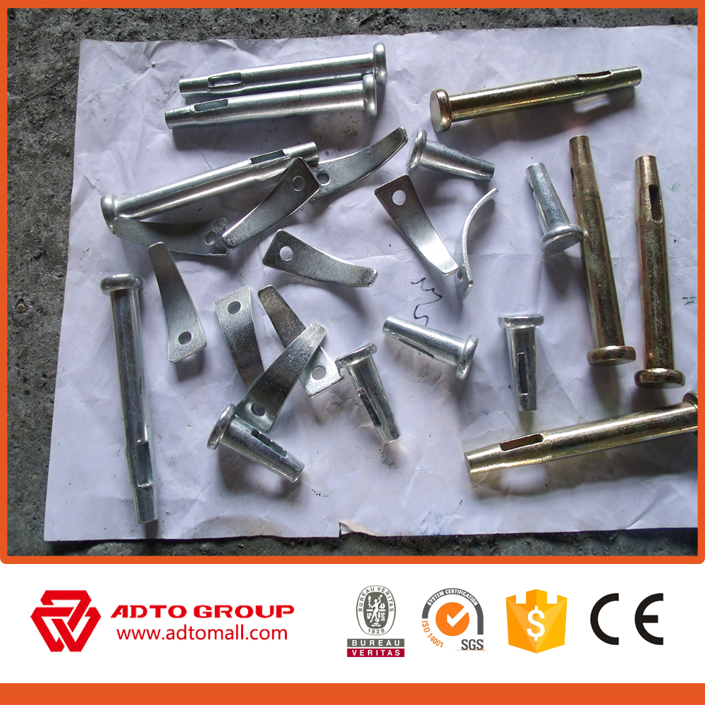 Formwork Wedge Pin,Aluminum Formwork Wedge Pin,Aluminum Formwork