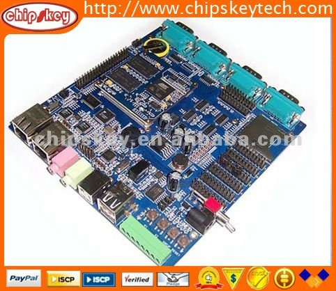 NEW&ORIGINAL AT91SAM9263 development board ARM9 9261