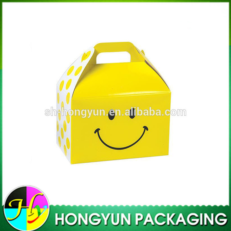 2016 four inch gable gift boxes/wholesale gift boxes/custom gift boxes alibaba china