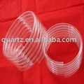 Quartz Tube Spiral Glass Tube