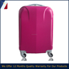 "Low MOQ cheap abs 20""24""28"" universal wheels travel rolling luggage set ,luggage trolley bags,luggage trolley"