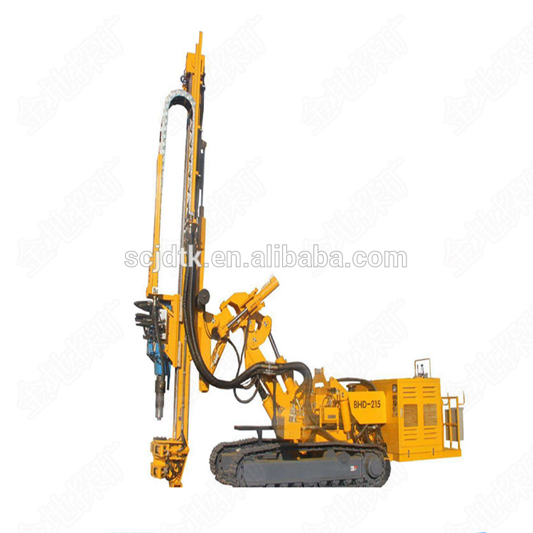 JINDI ZYL-30 widely used rock drill rig