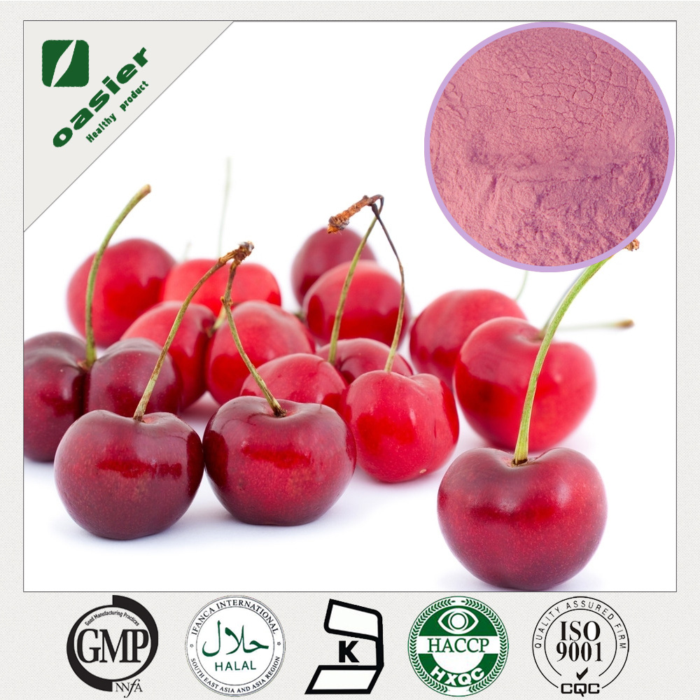 Top Quality Health-care Products Acerola Cherry fruit Powder with Vitamin C 17% 25% (Tested by UV)