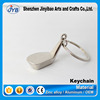 Fancy sports gift products zinc alloy hockey keychains for boy