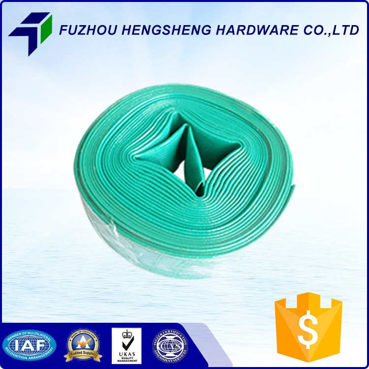 Hot sale competitive 11/4 inch lay flat hose