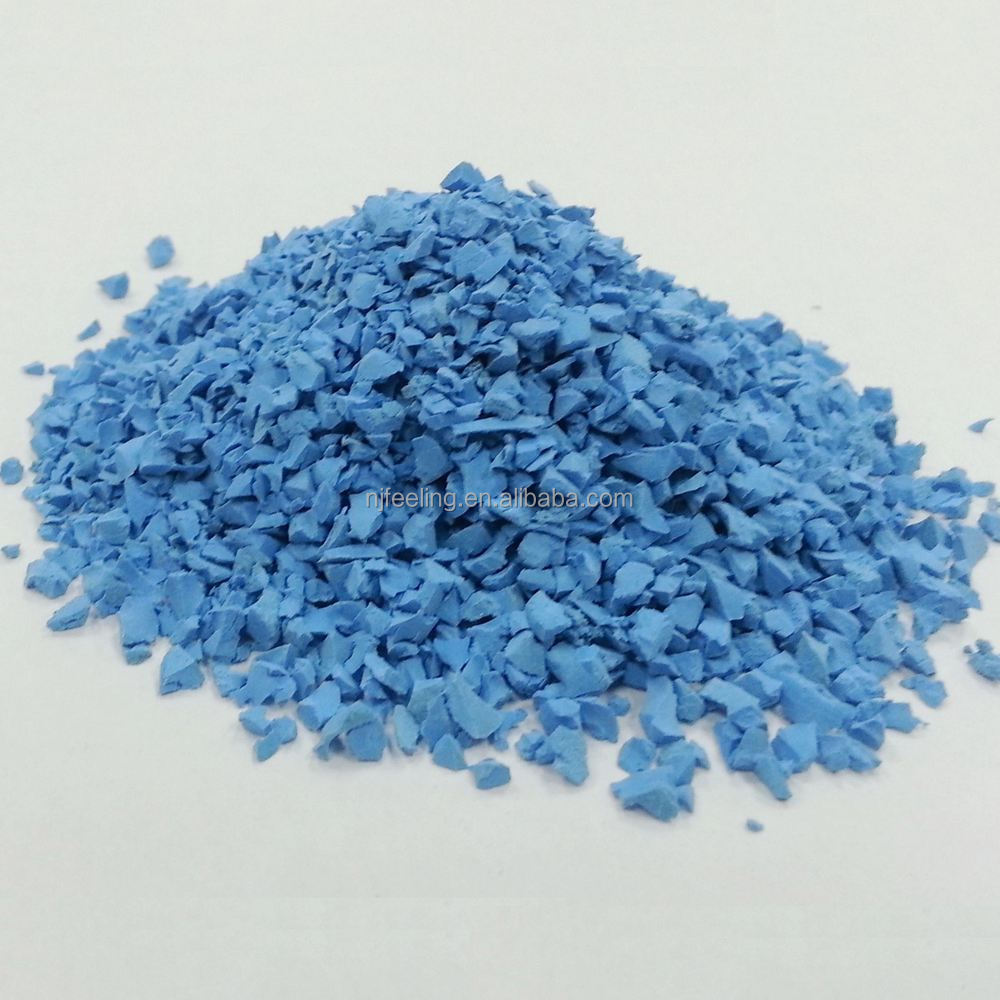 Colored epdm crumb rubber/epdm granules/epdm chips-FN-D15082501