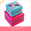 Fashion design paper box for packing ,Hot Selling OEM Beautiful Printed Wedding Box