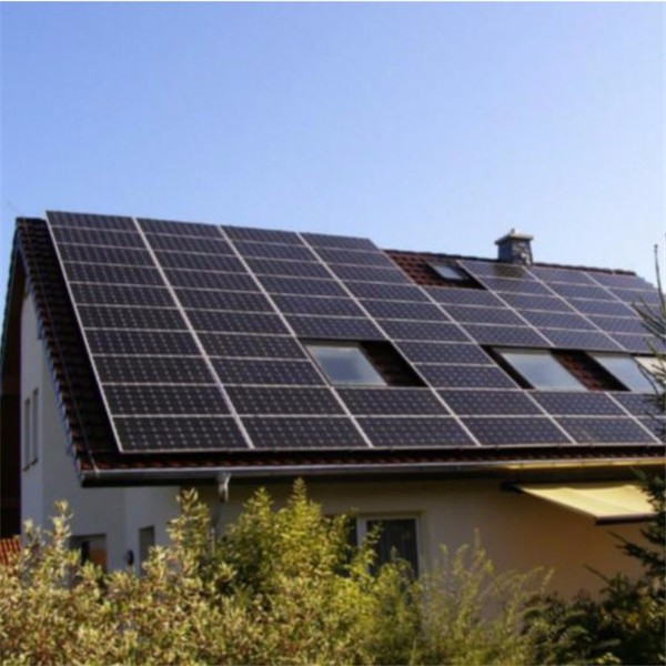 3kw Off grid solar home power system electricity generating system for home