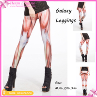 In Stock Items Wholesale Cheap Sexy Models Matuer Women Legging