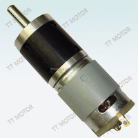 28mm high torque low rpm dc planetary gear motor