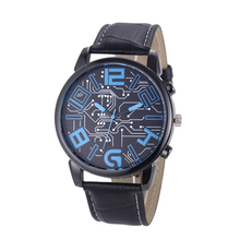 Nice watches for men big face promotional men watch customer logo welcomed