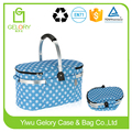 30L Outdoor Insulated feature Foldable Storage picnic Basket Bag
