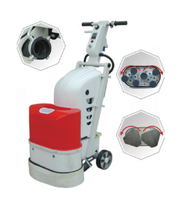 best quality Double disc concrete floor grinding machine and polishing machine