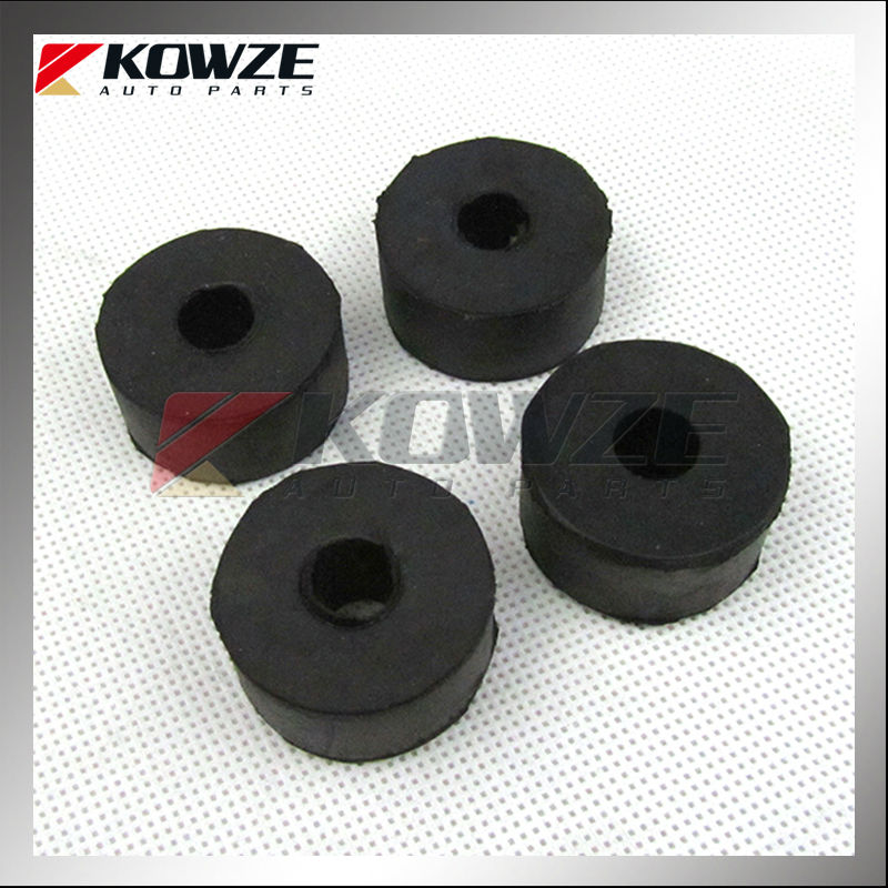 Shock Absorber Bushing For Mitsubishi Pajero Montero V32 V43 V44 V45 V46 4D56 MB633909 MT100378