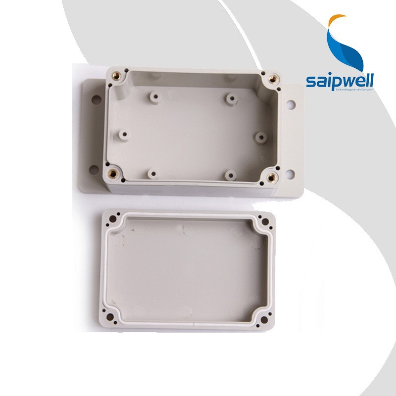 SAIPWELL/SAIP Best Selling Outdoor Products IP67 100*68*50mm Plastic Enclosures for Electronic Industry