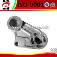 aluminum die cast auto parts/cast iron auto parts/forged auto part