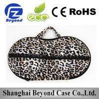 Wholesale cheap Fashion EVA Bra travel case, Travel case for Bra