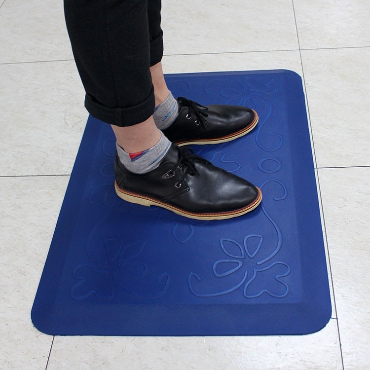 comfort siting PU foam anti slip floor mat