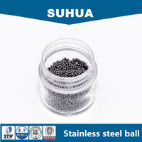 1/8inch 304 stainless steel ball for loose steel ball bearings