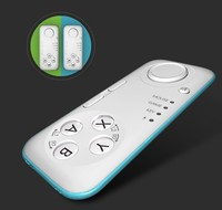 Mini Bluetooth Wireless Joystick multifunction Bluetooth Selfie Remote Control Shutter Gamepad Wireless Mouse for iOS Android PC