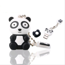 Custom design 4gb 16gb 32gb 64gb 128gb soft pvc keychain usb flash drives