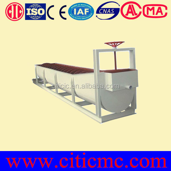 citicmc Professional Screw Sand Washing Machine