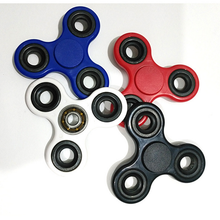 RUNSCOOTERS OEM LOGO metal fidget spinner with traditional properties