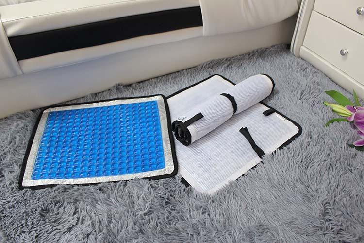 Bus driver comfort summer days cooling gel car seat pad