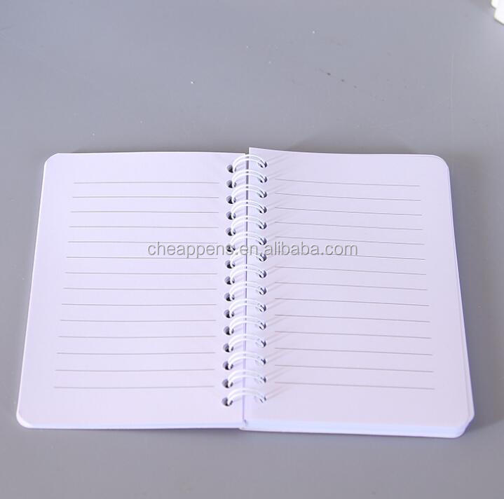 Hot sale Fashion style Budget planner Custom Notepad