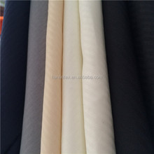 hebei factory 65% Polyester 35% Cotton 45s Poplin Shirting Pocketing Lining Plain T/C Fabric, men shirt fabric