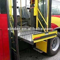 XINDER WL STEP Series Hydraulic Tailgate