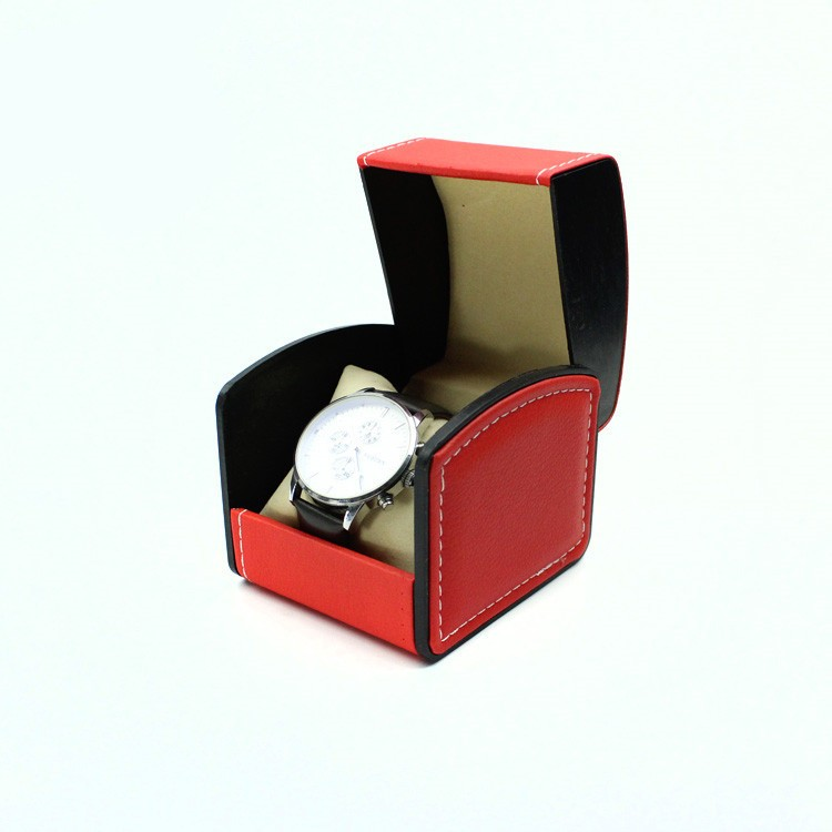 high quality jewelry gift packing box solid paper watch box custom logo