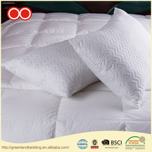 100% Polyester Fiber Ball Quilted Hotel Hollow Filling Cheap Bed Pillow