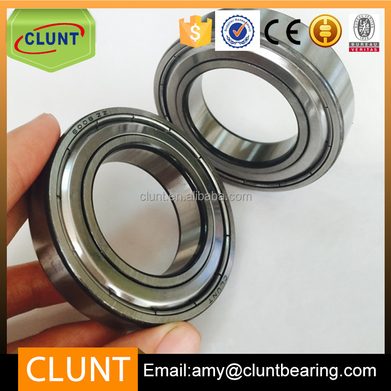 China machine deep groove ball bearing 6008 6008zz 6008 2rs for car for machine