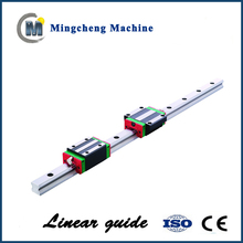 Customized imported linear guide by courier