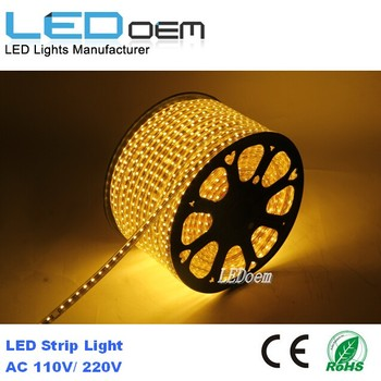 decorating the christmas tree led strip 110v/220v
