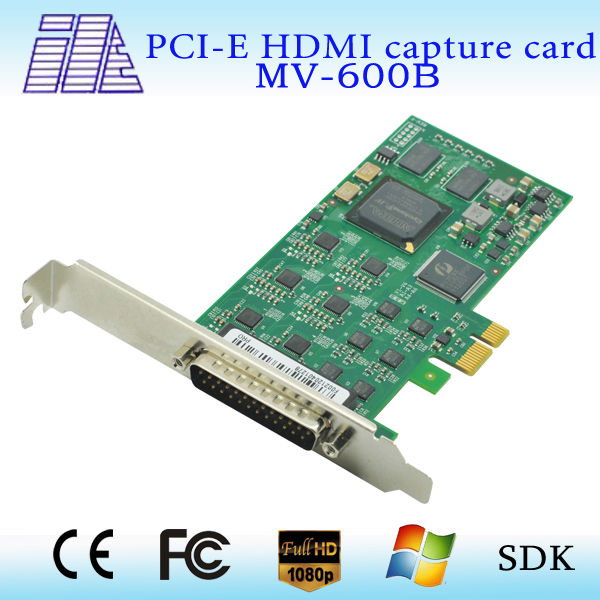 On sale professional high quality 6 channel pci sound card .capture card