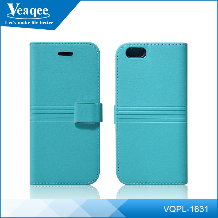 Veaqee wallet PU leather case for iPhone 6s