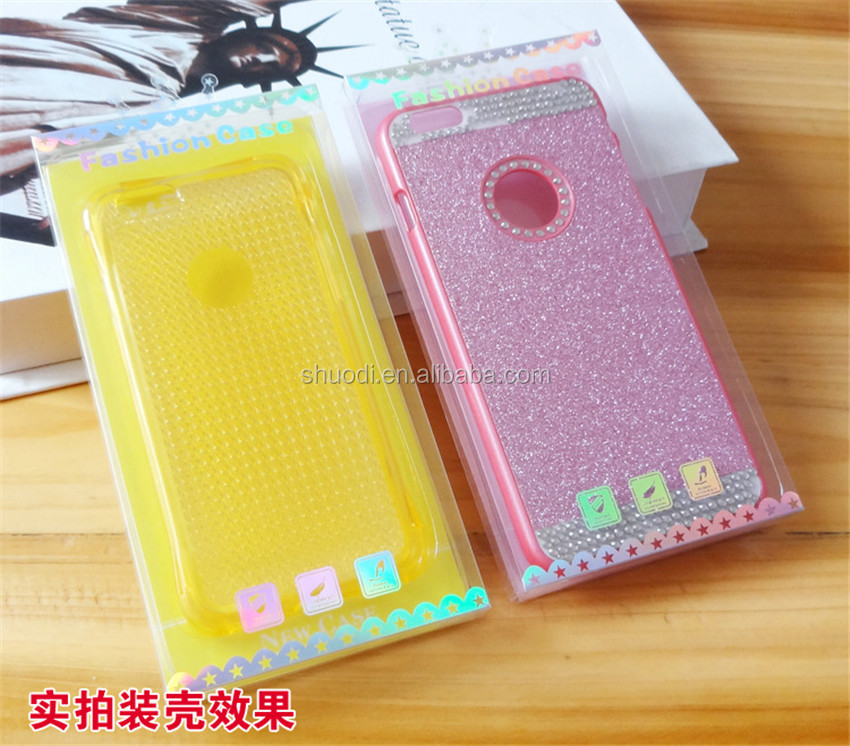 SUD New Style Universal Cell Phone Case packaging <strong>box</strong> for LG K8 <strong>K10</strong> Stylus 2 plus stylus 2 Colorful Retail PVC Package <strong>Box</strong>