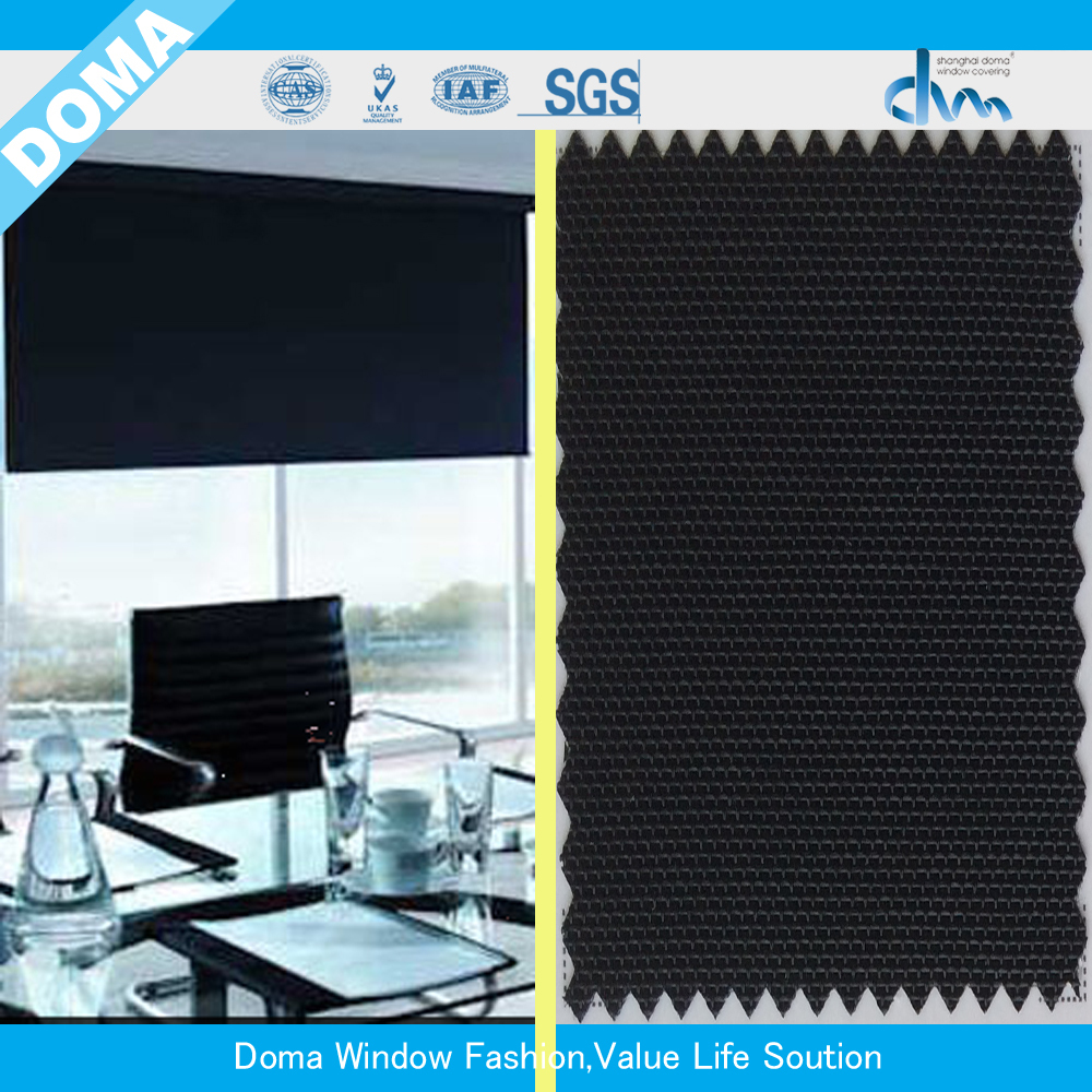 5 open factor window covering sun screen roller blind for Window opens off screen