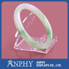 A60 ANPHY Cheap Acrylic Bangle Jewelry Display Rack Plastic Clear Bracelet Holder