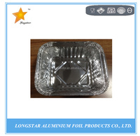 High performance aluminum foil container of No.2 and NO.6