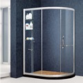 New! Italian Cheap Small Double Sliding Shower Enclosures Shower Cabin(KT6033R)