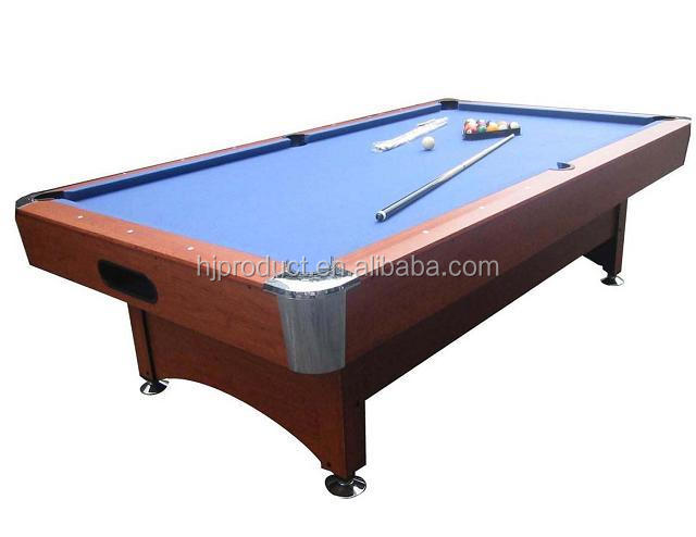 Brand New 8ft Size Pool Biliard Table , Snooker Billiard Table Manufacturer
